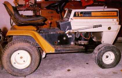 Riding Mower Removal Atlanta